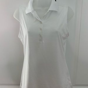 Nike sleeveless Golf top